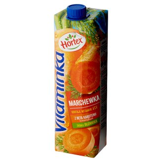Hortex Vitaminka Carrot Juice 1 L