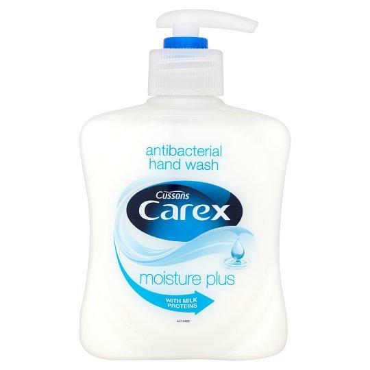 Carex Moisture Plus Antibacterial Hand Wash 250 ml