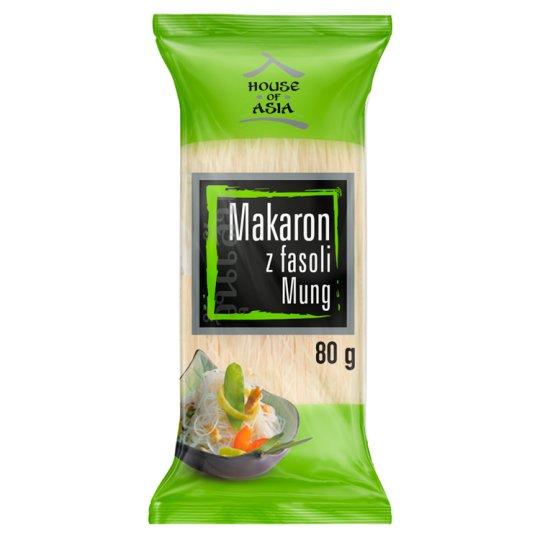 House of Asia Makaron z fasoli Mung Vermicelli 80 g
