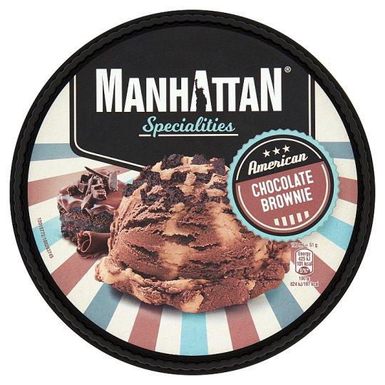 Manhattan Specialities Lody czekoladowe i lody o smaku ciasteczkowym 1000 ml