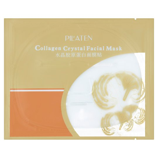 Pil'aten Crystal Collagen Facial Mask 60 g