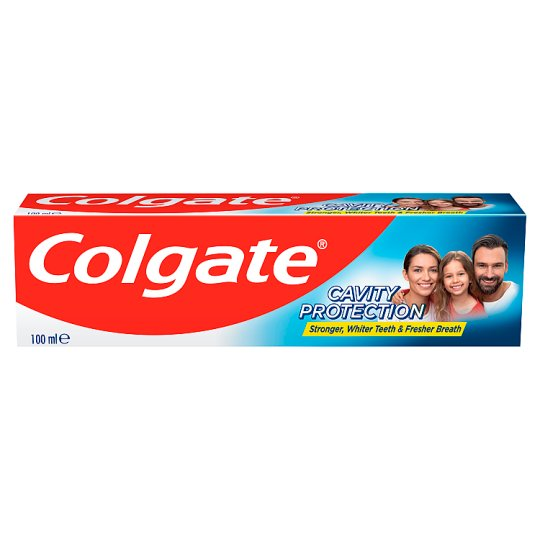 Colgate Cavity Protection Fresh Mint Fluoride Toothpaste 100 ml