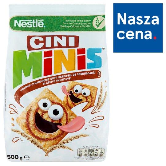 Nestlé Cini Minis Cinnamon Flavour Cereal 500 g
