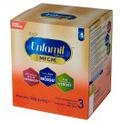 Enfamil Premium 3 Powdered Milk for Children after 1. Year Onwards 1200 g (3 Pieces)