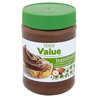 Tesco Value Hazelnut Cream 400 g