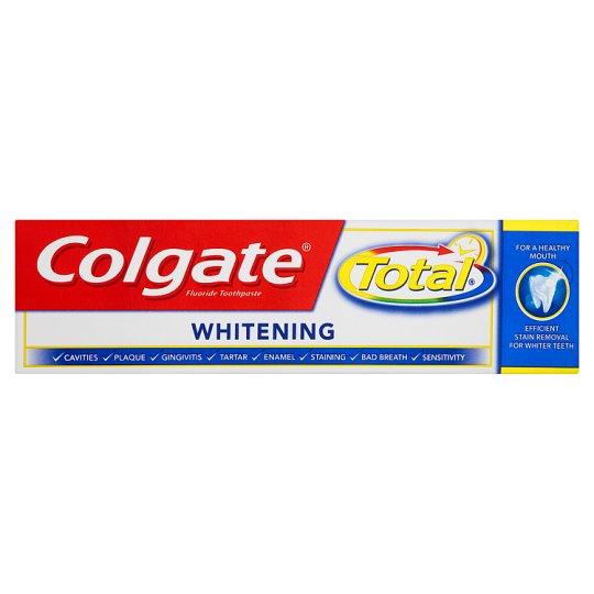 Colgate Total Whitening Fluoride Toothpaste 75 ml