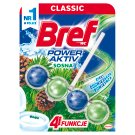 Bref WC Power Aktiv Pine Toilet Rim Block 50 g