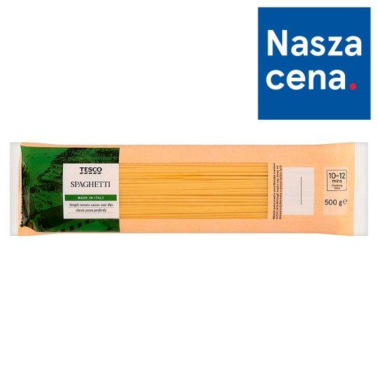 Tesco Spaghetti Egg Free Pasta 500 g