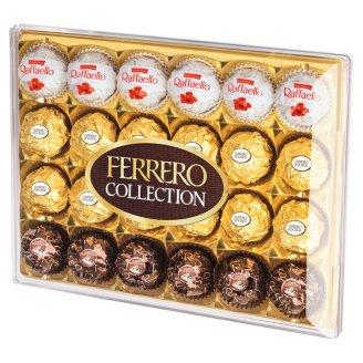 Ferrero Collection Zestaw smakołyków Ferrero Rondnoir Ferrero Rocher i Raffaello 269 g