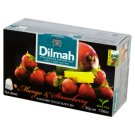 Dilmah Ceylon Black Tea Flavoured with Mango and Strawberry 30 g (20 torebek)