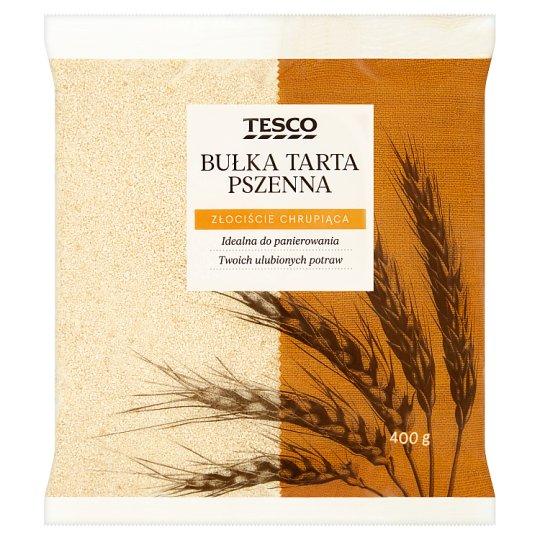 Tesco Wheat Bread Crumbs 400 g