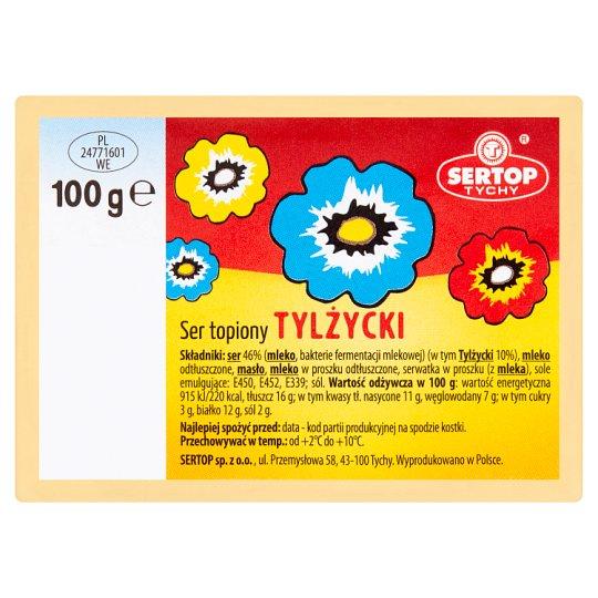 Sertop Tychy Tylżycki Creamy Spread Cheese 100 g