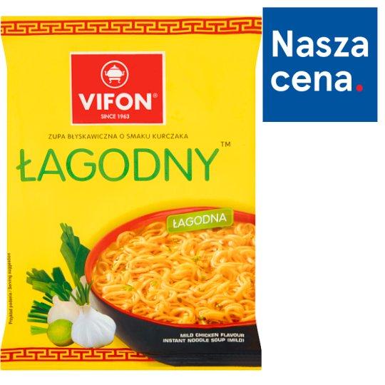 Vifon Łagodny Zupa błyskawiczna 70 g