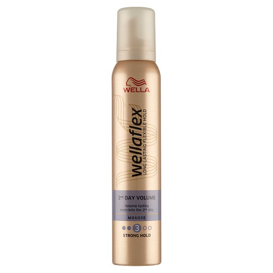 Wella Wellaflex 2nd Day Volume Mousse 200 ml
