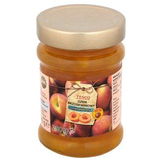 Tesco Low Sugar Peach Jam 290 g