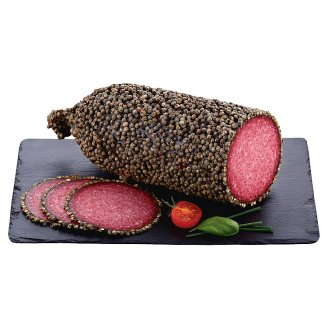 Salami with Green Pepper
