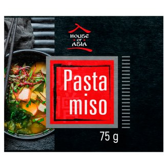 House of Asia Miso Paste 75 g (5 Pieces)