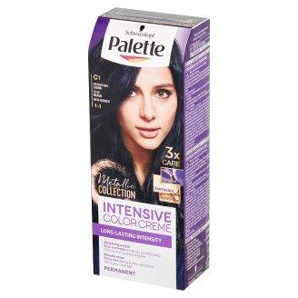 Palette Intensive Color Creme Hair Colorant Blue Black C1