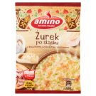 Amino Silesian Style Sour Soup with Bacon Garlic and Horseradish Instant Soup 65 g