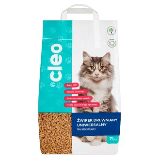 Cleo Universal Straw Pallets Litter 7 L