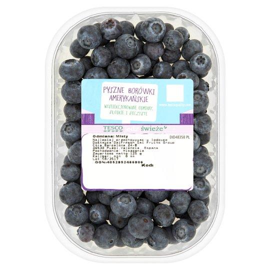 Tesco Delicious American Blueberries 125 g