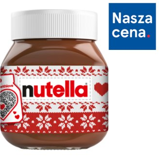 Nutella Spreadable Cream with Hazelnuts and Cocoa 350 g