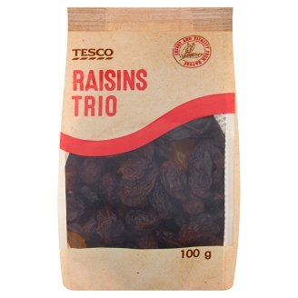Tesco Raisins Trio 100 g