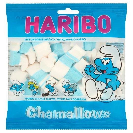 Haribo Chamallows Smerfy Pianki 100 g