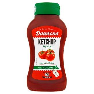 Dawtona Mild Ketchup 560 g