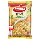 Amino Broth with Soup Vegetables and Parsley Instant Soup 59 g