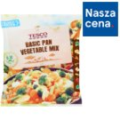 Tesco Basic Pan Vegetable Mix 750 g