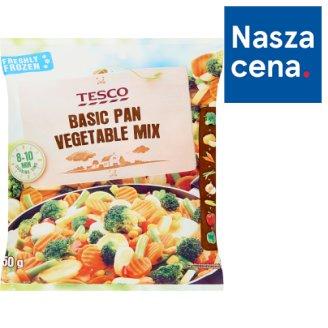Tesco Basic Pan Vegetable Mix 750 g