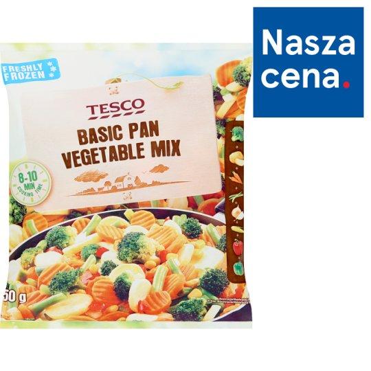 Tesco Warzywa na patelnię 750 g