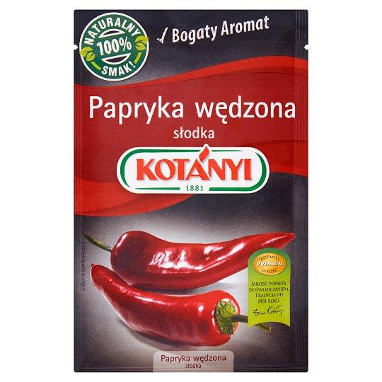 Kotányi Sweet Smoked Pepper 22 g