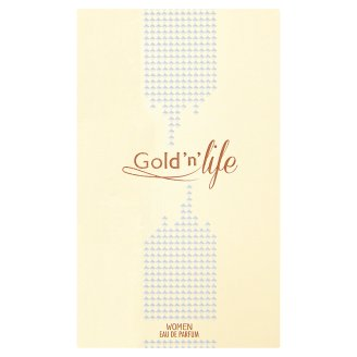 Vittorio Bellucci Exclusive Perfume Gold'n'Life Women Eau de Parfum 100 ml