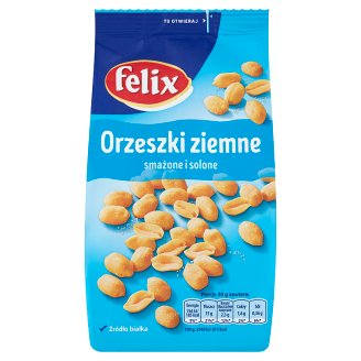 Felix Fried and Salted Peanuts 380 g
