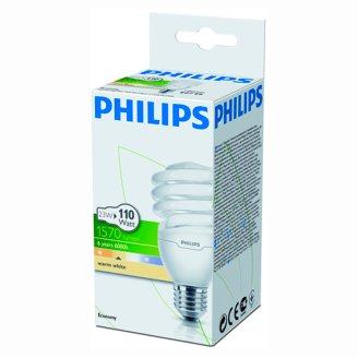 Philips Economy Twister Energy Saving Spiral 23W E27