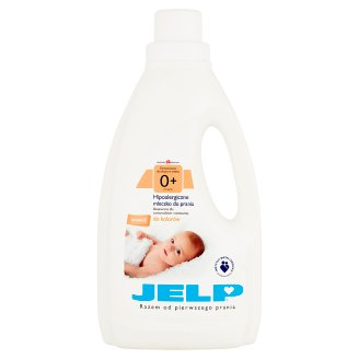 JELP Hypoallergenic Washing Milk to Colors 1.5 L (18 Washes)