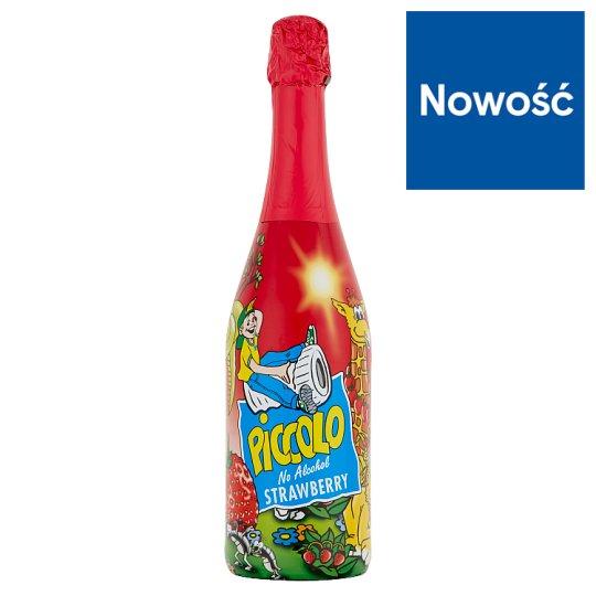 Piccolo Strawberry No Alcohol Sparkling Drink 750 ml