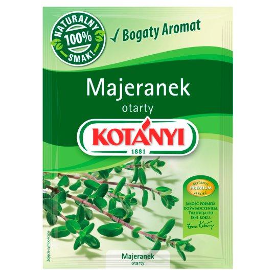 Kotányi Rubbed Marjoram 9 g
