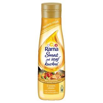 Rama Smaż jak szef kuchni Butter Flavour Oils Mix 500 ml