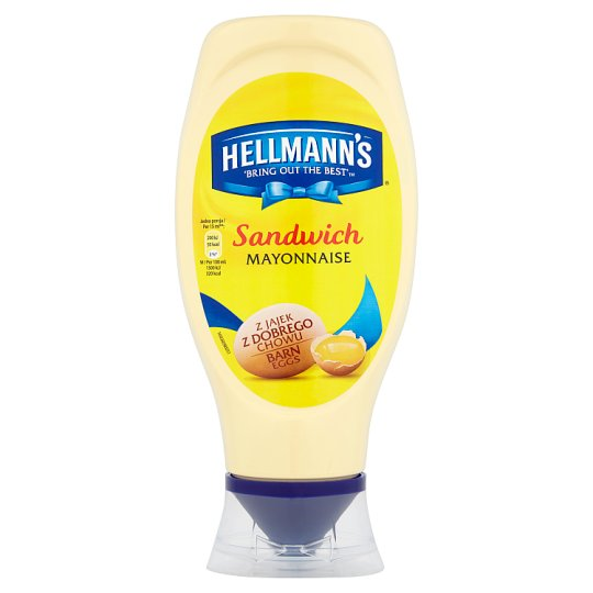 Hellmann's Sandwich Mayonnaise 400 ml