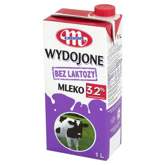 Mlekovita Wydojone Lactose Free Milk 3.2% 1 L