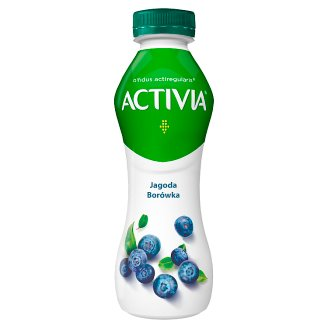 Danone Activia Blueberry and American Berry Yoghurt 300 g