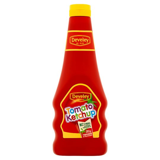 Develey Ketchup pomidorowy 580 g