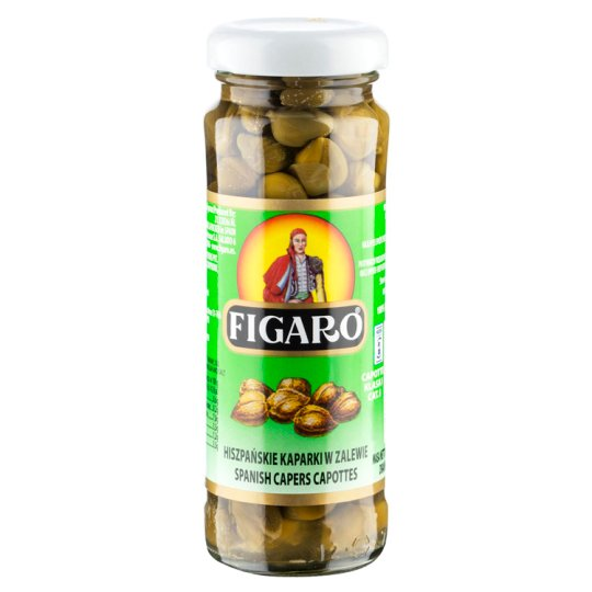 Figaro Spanish Capers Capottes 100 g