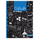 Dan-Mark Chemistry A5 80 Pages Notebook