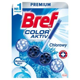 Bref WC Color Aktiv Chlorine Toilet Rim Block 50 g