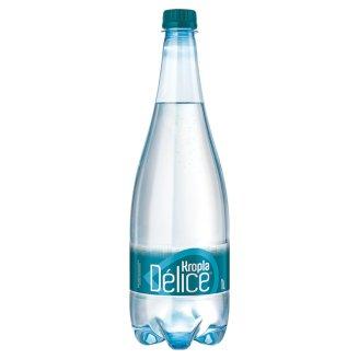 Kropla Delice Naturalna woda mineralna gazowana 1 l