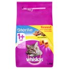 Whiskas Sterile 1+ Year Pet Food for Adult Cats Delicious Pasty with Chicken 1.4 kg